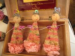 The Tinselette Tree Danseurs!