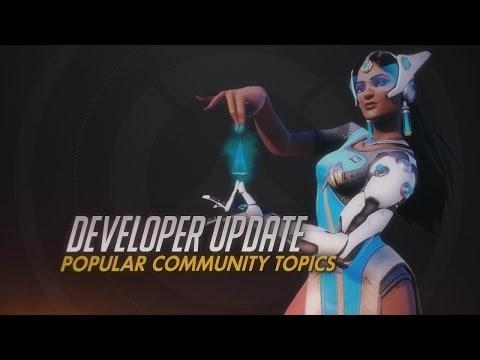 لعبة Overwatch ستحصل على بطلين جديدين و 6 خرائط