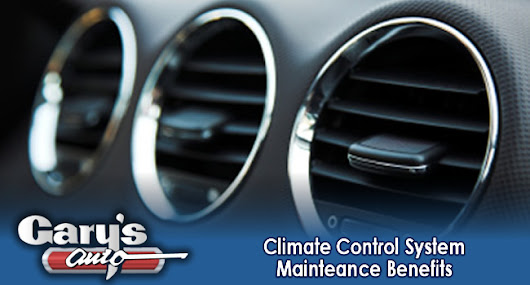 Climate Control System Maintenance: The Benefits