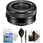 Sony 16-50mm f/3.5-5.6 OSS Alpha E-Mount Retractable Zoom Lens with AC
