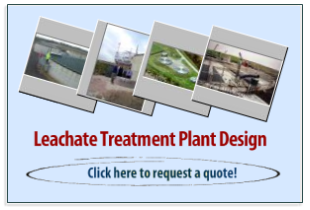 Do you have a leachate problem?