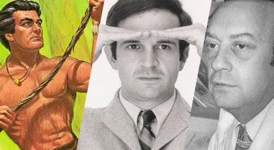 Tarzan, Truffaut, Tsypkin