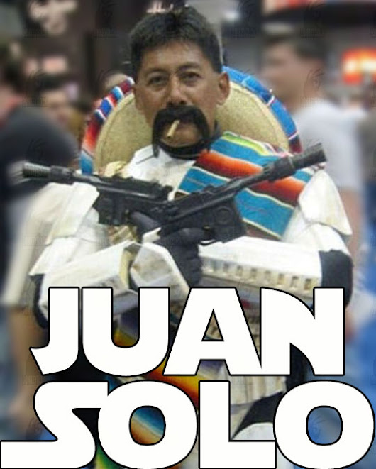 In the twilight hours between May the fourth and Cinco de Mayo - Imgur