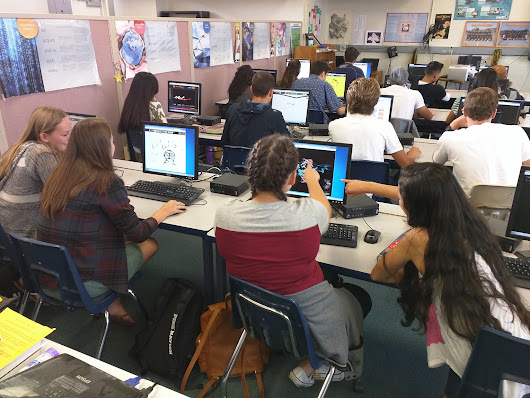 AP Computer Science Principles Course Aims to Attract More Students to the Field