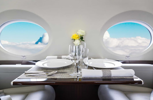 Get Valentine's Off to a Flyer: Top 5 Romantic Getaways by Private Jet