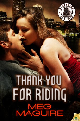 Thank You for Riding (Strangers on a Train) by Meg Maguire