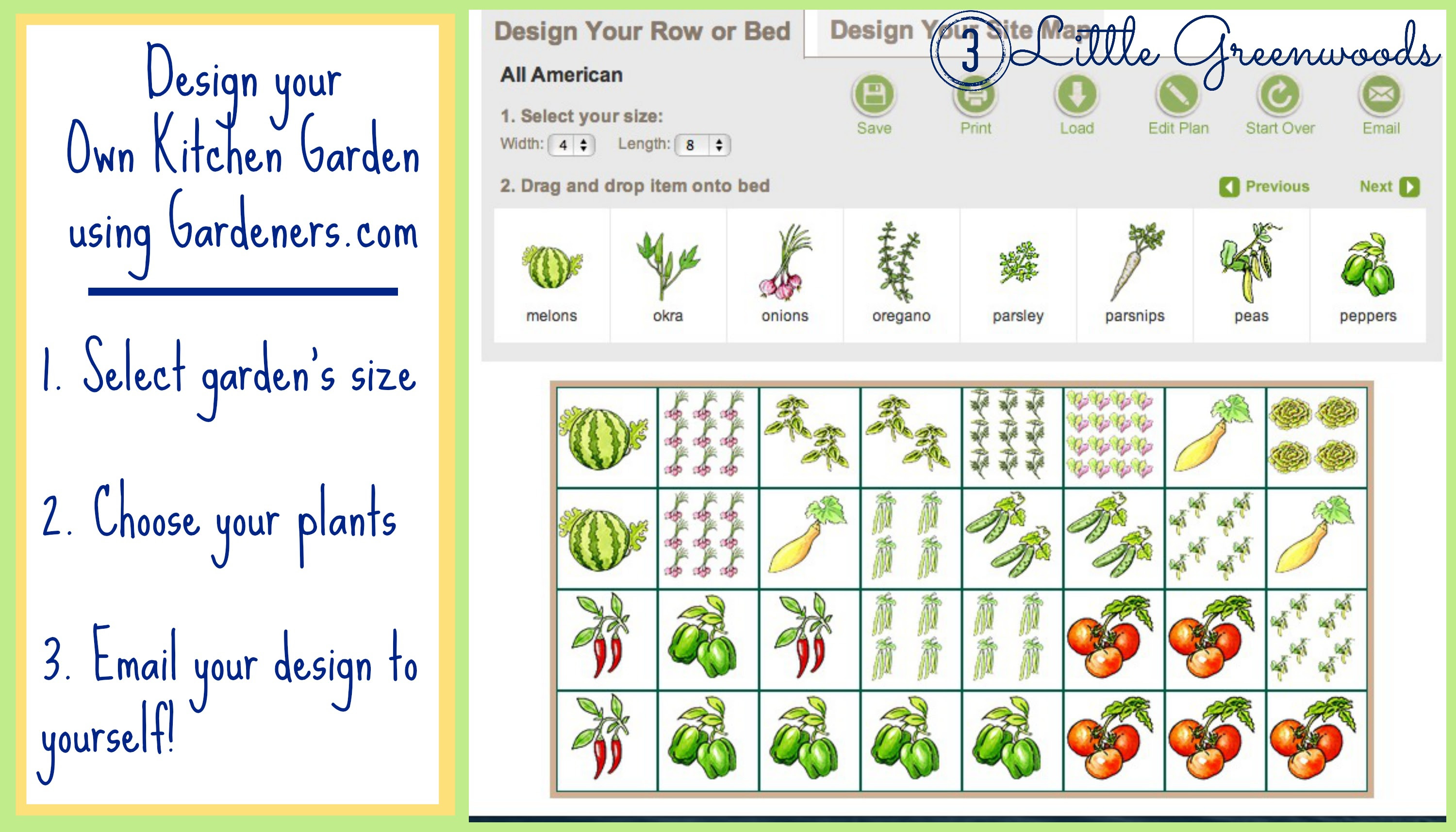 gardendesign Collage