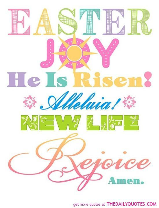 Easter Joy He Is Risen Pictures Photos And Images For Facebook