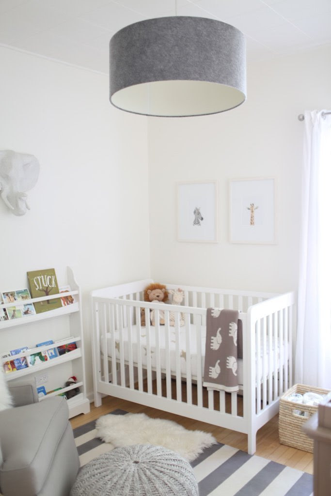 20 Extremely Lovely Neutral Nursery Room Decor Ideas That ...