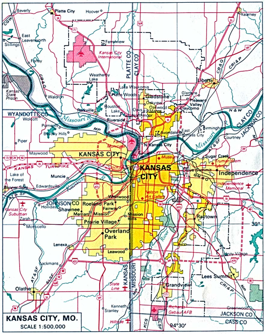 Kansas Maps Perry Castaneda Map Collection Ut Library