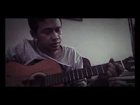 Vidio Cover Gitar Kekasih Bayangan Cakra Khan