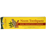 TheraNeem Naturals Neem Toothpaste, Cinnamon - 4.23 oz tube