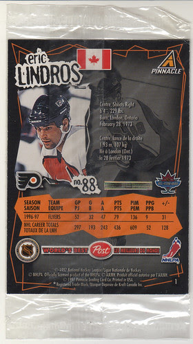 cereale Lindros Back