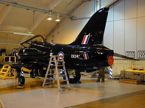 T.1 XX244 St Athan 160902