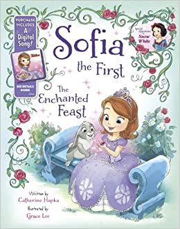 Sofia the First The Enchanted Feast
