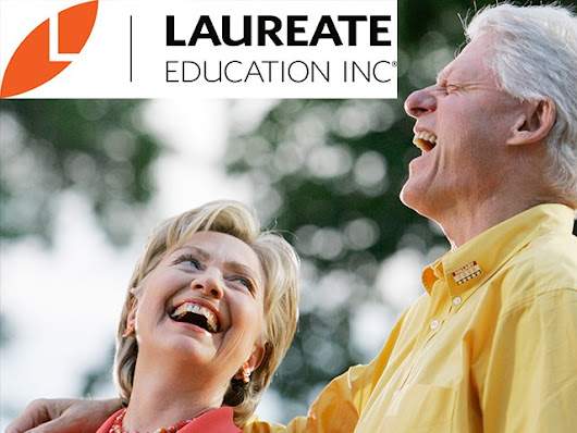 Hillary University: Bill Clinton Bagged $16.46 Million from For-Profit College as State Dept. Funneled $55 Million Back - Breitbart