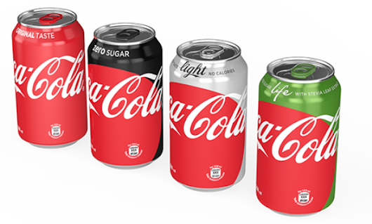 Coca-Cola overhauls pack designs to utilise iconic red branding | Packaging News