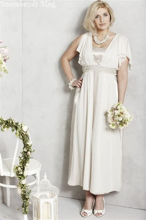 Plus Size Second Wedding Dress   biwmagazine.com