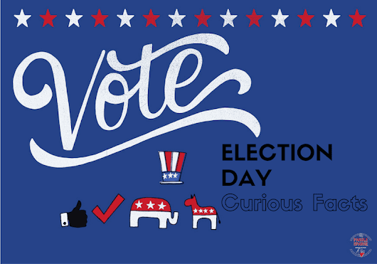 Election day – Curious Facts