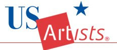 US Artists logo