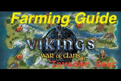 Vikings War Of Clans Ghost Drops