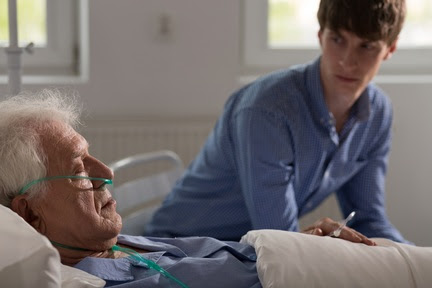 99 per cent of patients with later stage dementia not receiving specialist end of life care