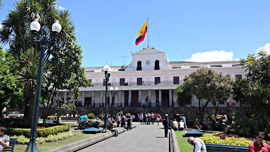 Quito's Presidential Palace