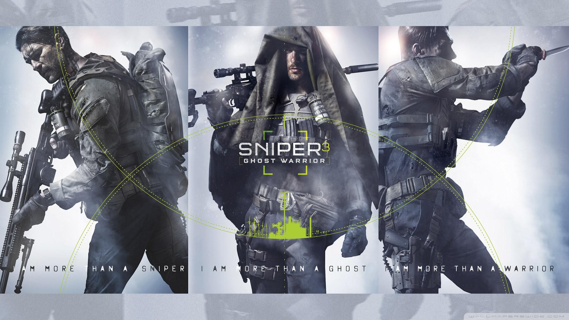 Sniper Ghost Warrior 3 Ultra Hd Desktop Background Wallpaper For