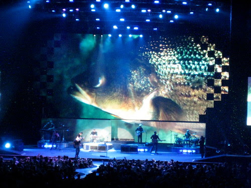 Brad Paisley Concert at the BOK Center