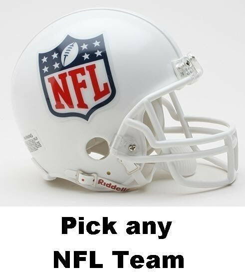NEW RIDDELL MINI REPLICA NFL FOOTBALL HELMET HELMETS  32 Teams to Pick From  eBay