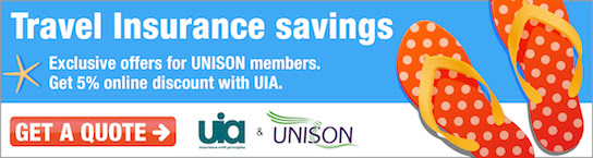 UIA travel insurance