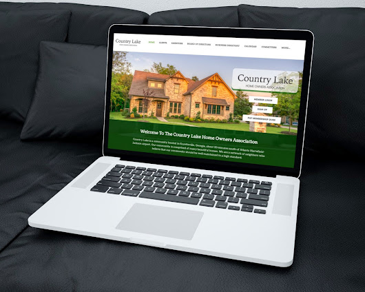 What We're Building... Home Owners Association Website