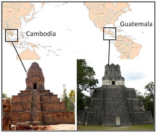 δίδυμο ναούς σε όλη την Ειρηνικό Ωκεανό, θρησκεία συμμετρία, συμμετρία της θρησκείας, παράξενο αρχιτεκτονική, ναός των μάσκες, baskei ναός, παράλληλη αρχιτεκτονική, Παράλληλες πυραμίδες κατά μήκος του Ειρηνικού, παρόμοιες πυραμίδες σε διαφορετικό πολιτισμό, πυραμίδα μυστήριο, ανεξήγητα γη, ανεξήγητη θρησκεία, μυστήριο πυραμίδες, το μυστήριο του ναού, ναούς στη Νότια Αμερική, ναούς στην Ασία, τη συμμετρία των ναών στην Ασία και τη Νότια Αμερική, ιερό τόπο συμμετρία, τις πεποιθήσεις, τις ιερές πυραμίδες κατά μήκος του ωκεανού, ιερή αρχιτεκτονική Khmer ναό baksei, Γουατεμάλα ναός των μάσκες, παράλληλες μεταξύ Χμερ και πολιτισμού των Μάγια, παράλληλα μεταξύ Χμερ και των πολιτισμών των Μάγια, αξιοσημείωτες ομοιότητες μεταξύ ναούς και τις πυραμίδες κατά μήκος του Ειρηνικού Ωκεανού, παράλληλα μπορούν και Χμερ θρησκευτικών ναών