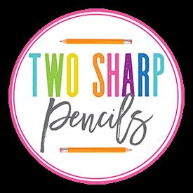 Two Sharp Pencils