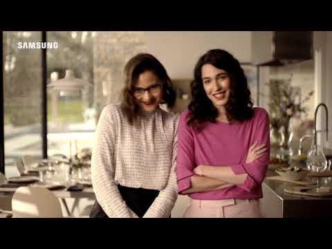 Samsung QLED TV | Không gian sống thêm nghệ thuật với Ambient Mode