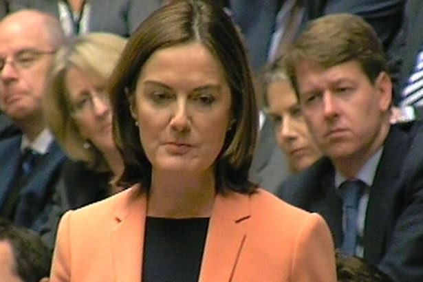 Lucy Allan, Conservative MP for Telford