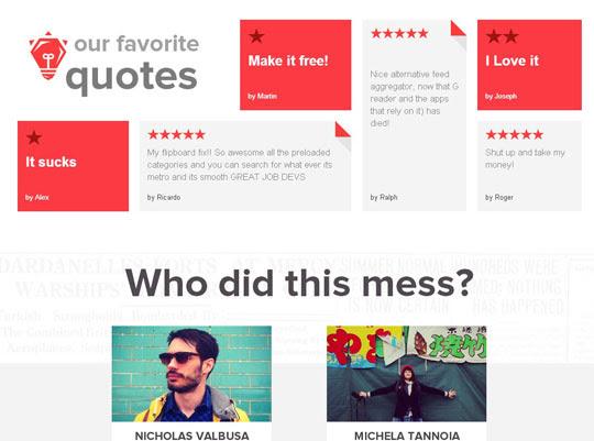 50.flat websites Beautiful Examples Of Flat Web Design