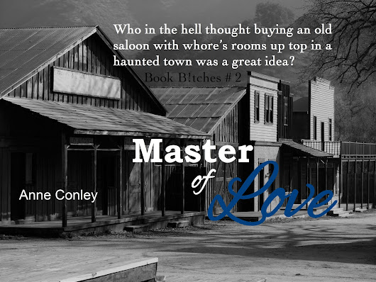 Check out this new release by Anne Conley – Master of Love!