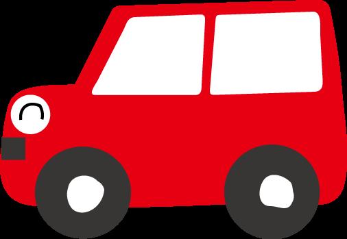 車のイラスト無料イラストフリー素材