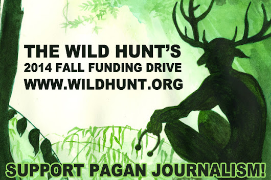 The Wild Hunt 2014 Fall Funding Campaign