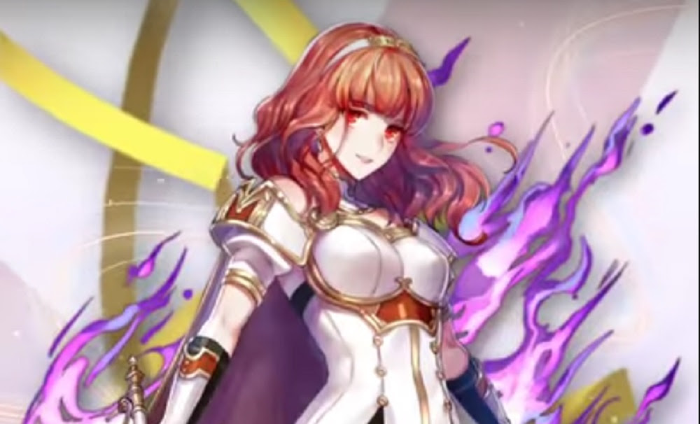 Wrap up warm for tonight's new Fire Emblem Heroes content screenshot