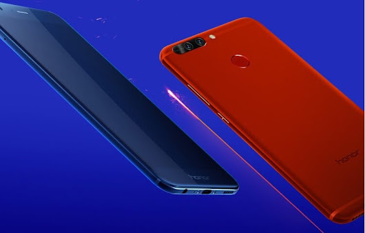 Honor V9: 5.7-inch QHD Display, Kirin 960 CPU, 6GB RAM, 128GB storage | NoypiGeeks