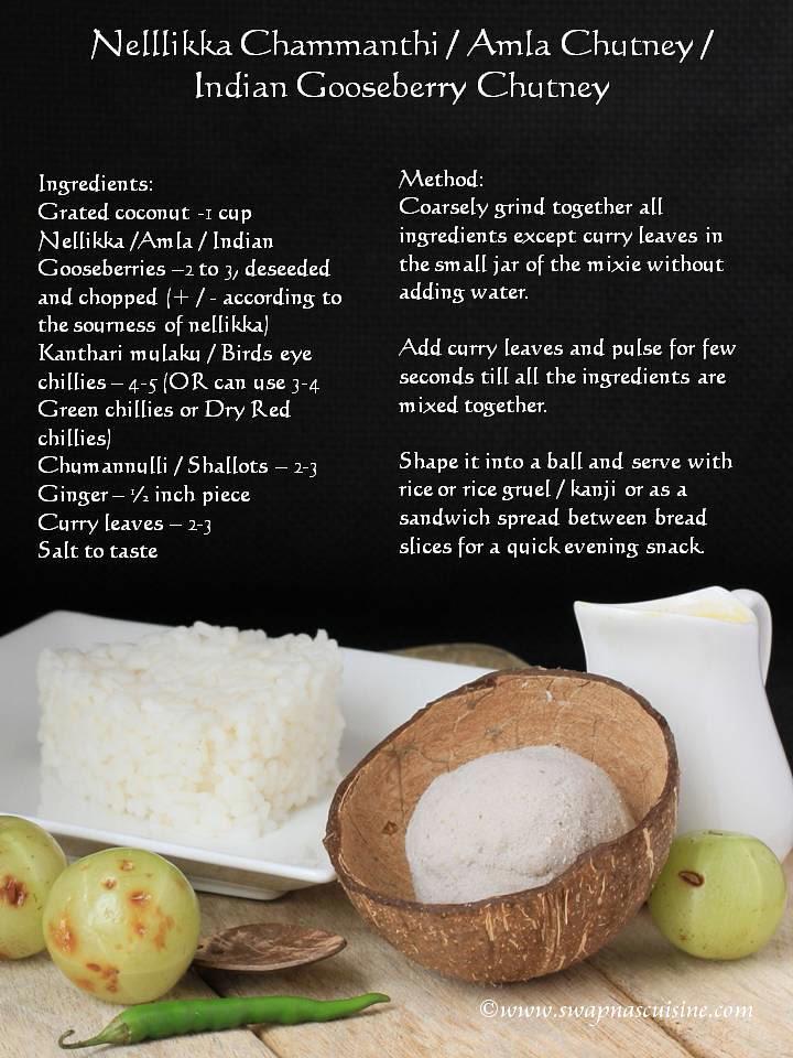 Coconut Chutney Recipe