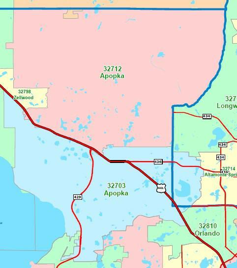 apopka orange and seminole county florida