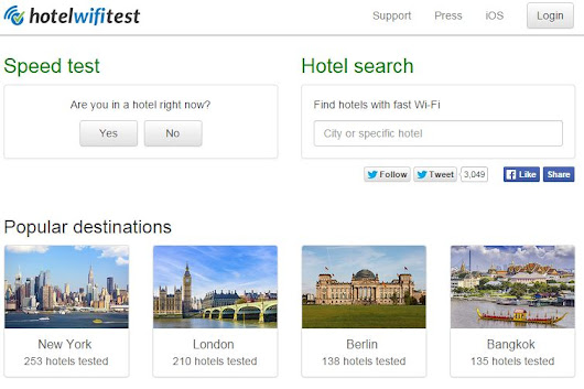 #Hotel #Wifi #Test - Know what to expect ahead!