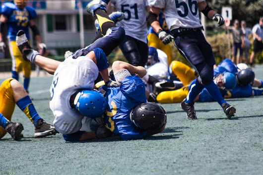 AYF Study: 2005-15 Concussion Trends in Youth Tackle Football