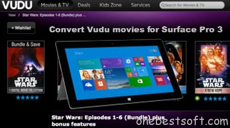 Microsoft Surface Video Converter: Watch purchased digital