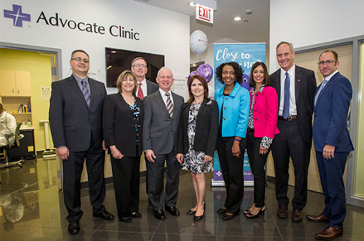 Advocate Clinic at Walgreens opens 56 locations