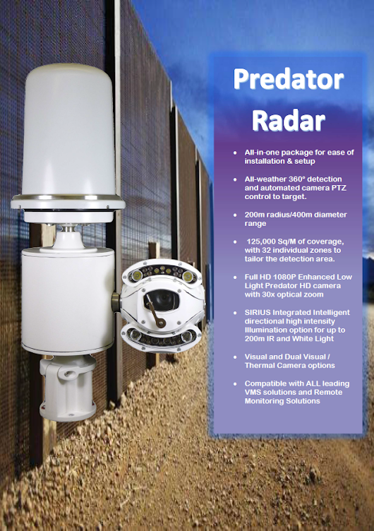 Predator Radar from 360 Vision Technology