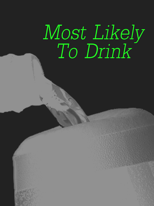 Most Likely to Drink!